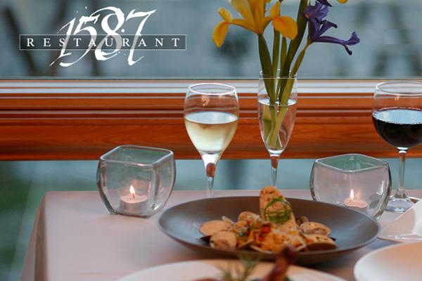 1587 Restaurant Manteo, NC Roanoke Island Outer Banks