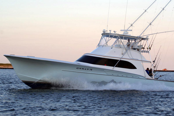 Carly A Sportfishing Outer Banks Fishing Charters
