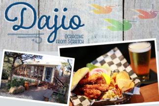 Dajio Restaurant Ocracoke NC Outer Banks