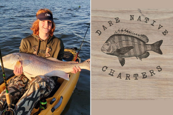 Dare Native Fishing Charters, Outer Banks NC OBX