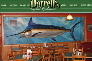 Darrell's Seafood Restaurant Manteo, NC Roanoke Island Outer Banks