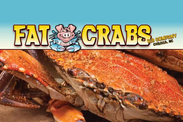 Fat Crabs Rib Company Corolla NC Outer Banks