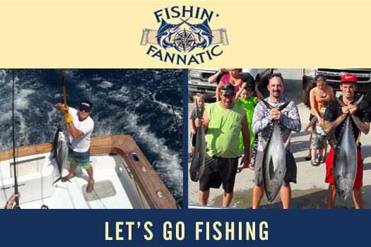 Fishin Fannatics Outer Banks Fishing Charters