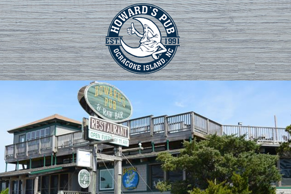 Howards Pub and Raw Bar Ocracoke Island Outer Banks