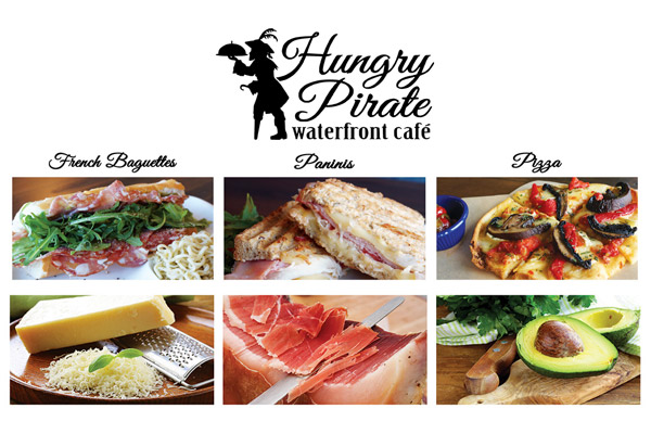 Hungry Pirate Waterfront Cafe Manteo, NC Roanoke Island Outer Banks