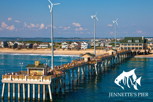 Jennette's Pier Nags Head Outer Banks