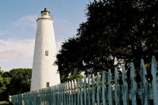 Ocracoke Lighthouse Outer Banks