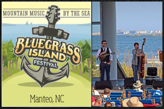 Outer Banks Bluegrass Island Festival Roanoke Island
