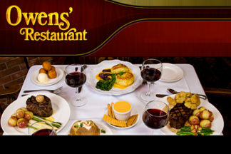 Owens Restaurant Nags Head NC Outer Banks