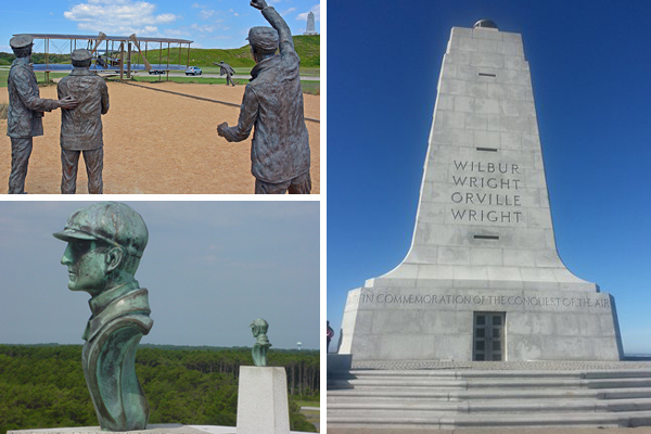 Wright Brothers National Memorial Kill Devil Hills Outer Banks