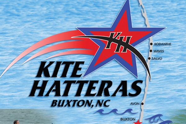 Kite Hatteras Kiteboarding Outer Banks NC