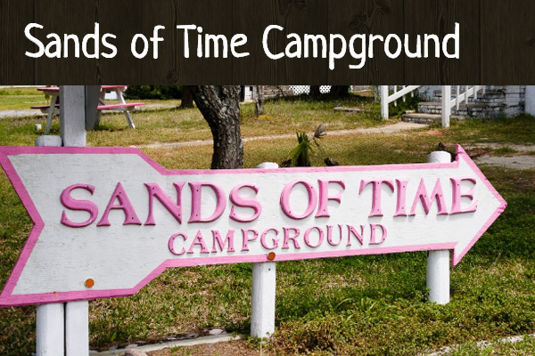Sands of Time Campground Outer Banks NC
