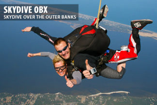 Skydive OBX Outer Banks NC