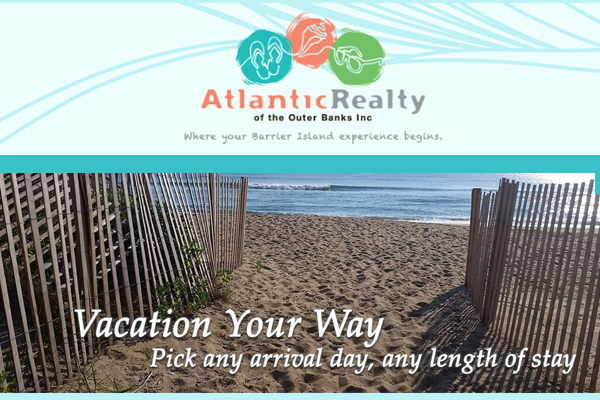 Atlantic Realty Outer Banks Vacation Rentals