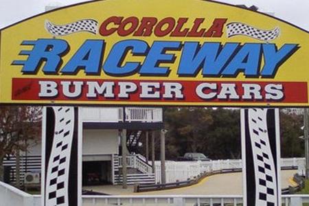 Corolla Raceway Bumper Cars Outer Banks