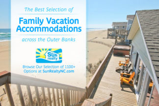 Sun Realty Outer Banks Vacation Rentals