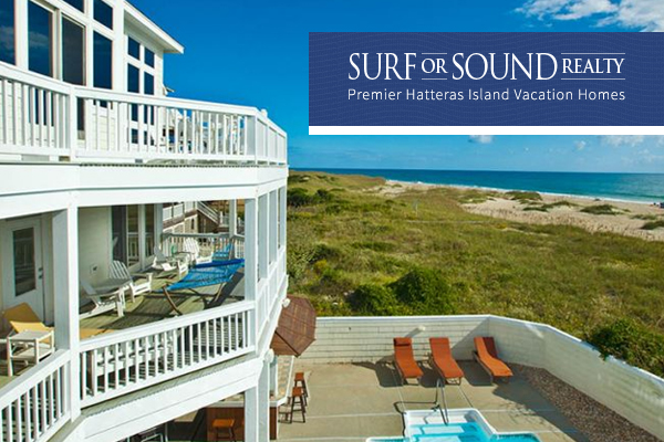 Surf Or Sound Realty Visit Outer Banks Obx Vacation Guide