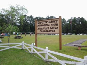Adventure Bound Campground Outer Banks NC