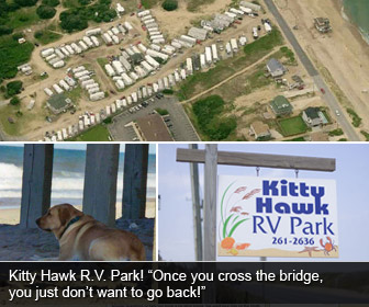 Kitty Hawk RV Park Outer Banks NC Campground