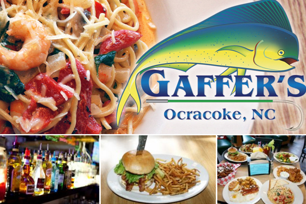Gaffer's Sports Pub and Restaurant Ocracoke Island Outer Banks