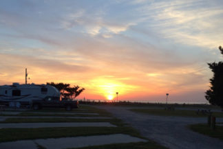 St Claire Campground Outer Banks NC