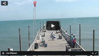 Outer Banks Avalon Fishing Pier Cam | Visit Outer Banks | OBX