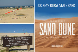 Jockey's Ridge State Park Nags Head Outer Banks