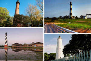 The Famous Lighthouses of the Outer Banks