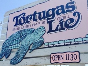 Tortugas Lie Shellfish Bar & Grill Nags Head NC Outer Banks