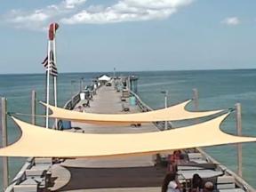 Avalon Pier Webcam Outer Banks NC