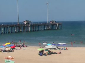 Jennettes Pier Webcam Nags Head Outer Banks NC