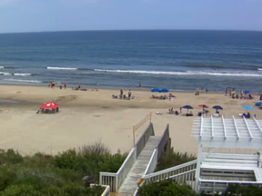 Whalehead Beach, Corolla NC Webcam