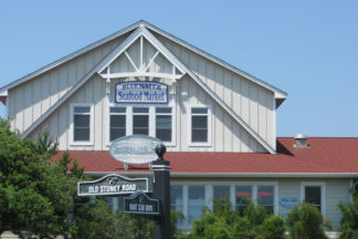 Bluewater Seafood Market Corolla Outer Banks