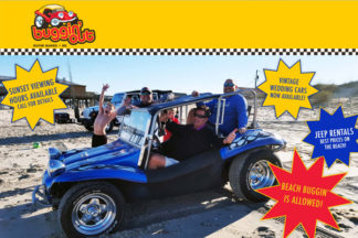 Buggin' Out Dune Buggy Rentals Outer Banks