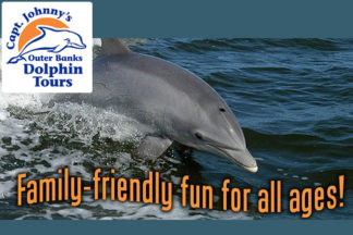 Captain Johnny's Dolphin Tours Outer Banks