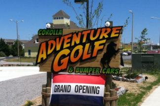 Corolla Adventure Golf Outer Banks