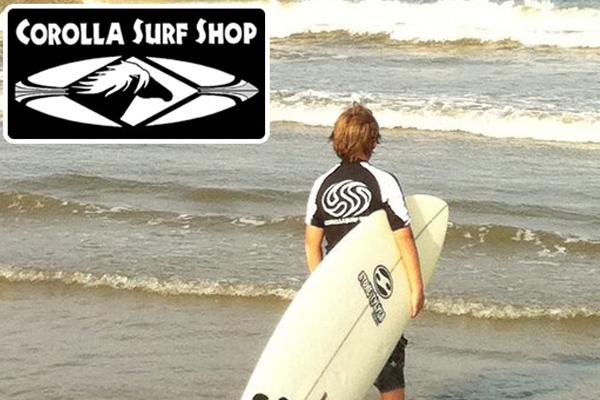 Corolla Surf Shop Outer Banks