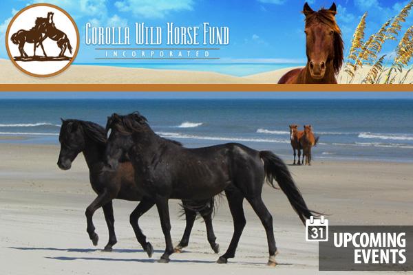 Corolla Wild Horse Fund Calendar of Events
