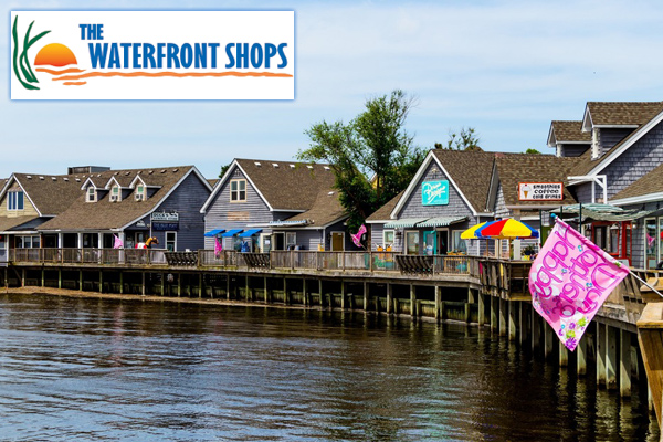 Waterfront Shops Duck Outer Banks