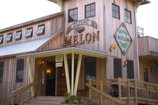 Flying Melon Cafe Ocracoke Island Outer Banks, NC