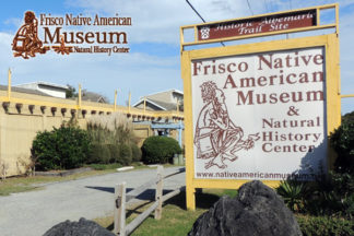 Frisco Native American Museum Hatteras Outer Banks NC