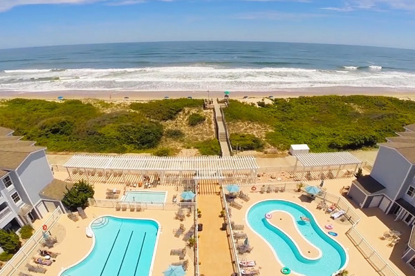 Hampton Inn & Suites Outer Banks Corolla