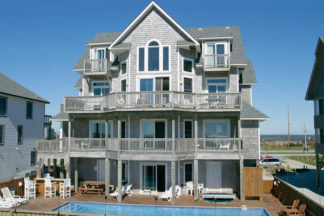 Hatteras Realty Beagle By Sea Outer Banks Vacation Rentals