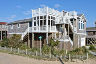 Hatteras Realty Black Box Outer Banks Vacation Rentals