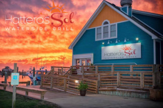 Hatteras Sol Waterside Grill Outer Banks NC