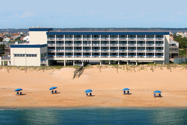 Outer Banks Hotels >> Oceanfront Hotels Visit Outer Banks Obx Vacation Guide