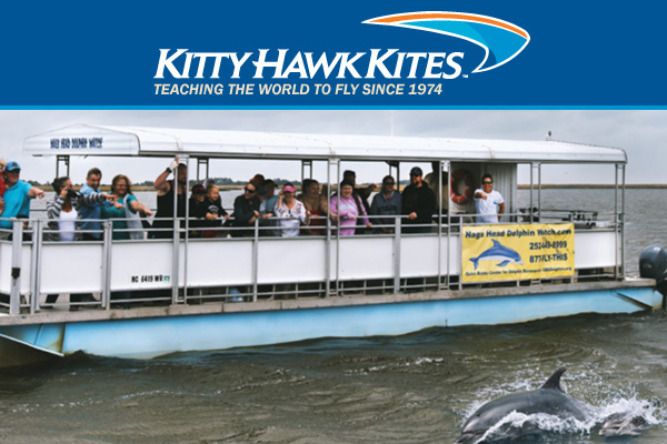 Kitty Hawk Kites Dolphin Cruise Outer Banks