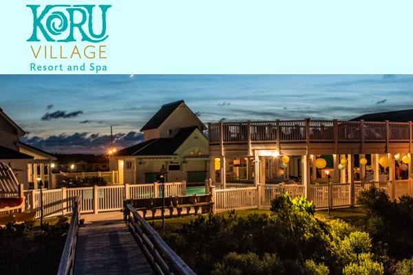 Koru Village Accommodations Hatteras Island NC, Outer Banks