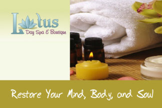 Lotus Day Spa & Boutique Massage Outer Banks