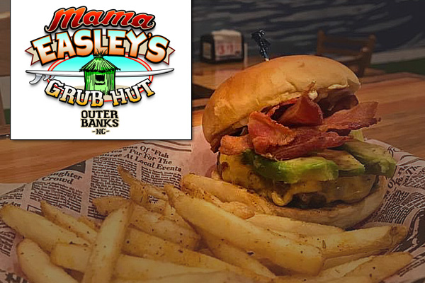 Mama Easley's Burgers and Beer Corolla NC Outer Banks